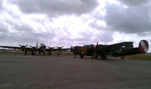 Collings Foundation Bombers
