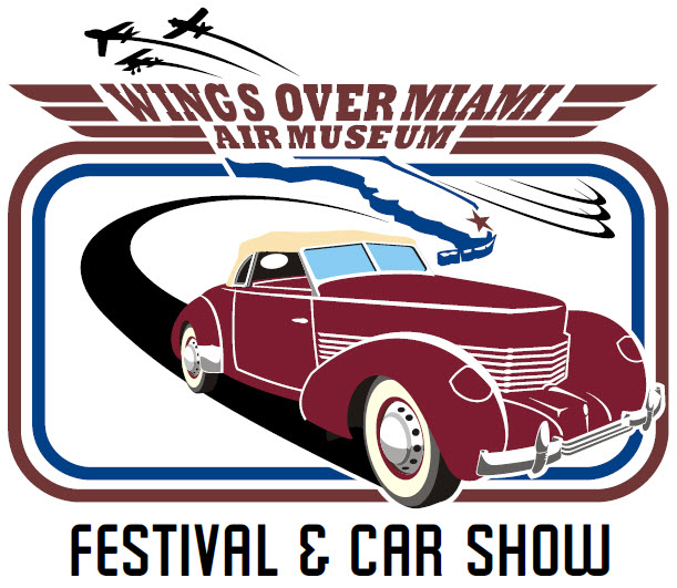 Wings Over Miami Festival And Car Show