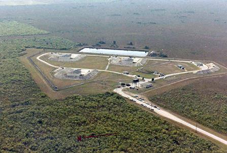 NIKE missile site 69, Homestead, FL